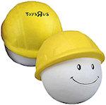 Hard Hat Mad Cap Stress Balls